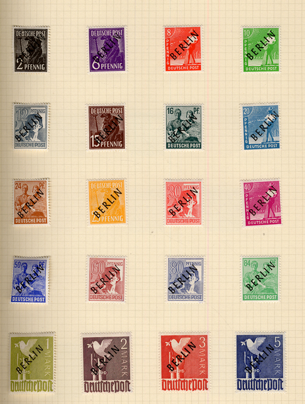 Briefmarken Philatelie